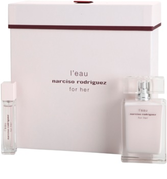 Narciso Rodriguez For Her L'Eau coffret I.