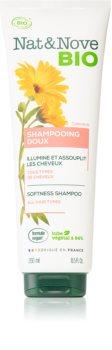Nat&Nove Doux Shampoo For All Hair Types