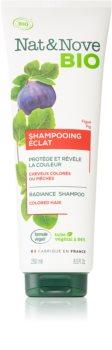 Nat&Nove Eclat šampon na ochranu barvy