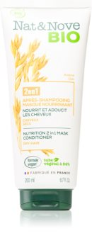 Nat&Nove Nourissant Conditioner for Dry and Dull Hair