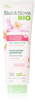 Nat&Nove Moisturizing овлажняващ душ гел