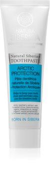 Natura Siberica Natural Siberian Arctic Protection pasta do zębów dla wrażliwych zębów