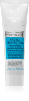 Natura Siberica Natural Siberian Arctic Protection Toothpaste For Sensitive Teeth