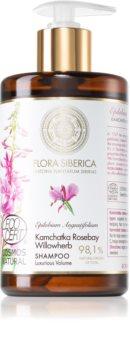Natura Siberica Flora Siberica Kamchatka Rosebay Willowherb Shampoo voor Volume