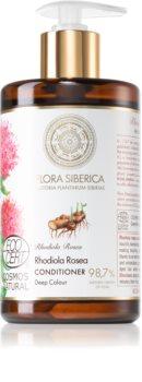 Natura Siberica Flora Siberica Rhodiola Rosea kondicionáló festett hajra
