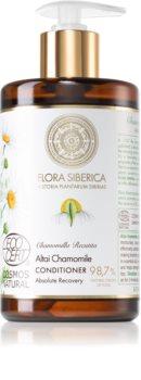 Natura Siberica Flora Siberica Altai Chamomile kondicionér pro slabé a poškozené vlasy