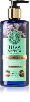 Natura Siberica Tuva Siberica Mongolian Tea erfrischendes Duschgel
