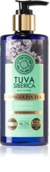 Natura Siberica Tuva Siberica Mongolian Tea osvěžující sprchový gel