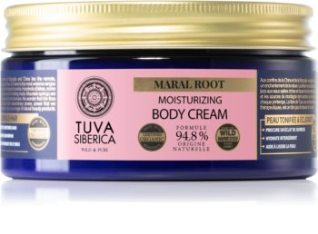 Natura Siberica Tuva Siberica Maral Root Moisturizing Body Cream