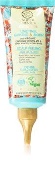 Natura Siberica Limonnik, Ginseng & Biotin Scalp Exfoliator Against Hair Loss