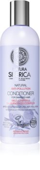 Natura Siberica Natural Anti-pollution ochranný kondicionér pro poškozené vlasy