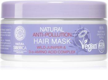 Natura Siberica Natural Anti-pollution дълбоко регенерираща маска