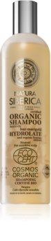 Natura Siberica Bur-Marigold Orgaaninen Hiustenpesuaine Herkälle Päänahalle