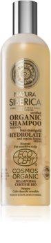 Natura Siberica Bur-Marigold organisches Shampoo für empfindliche Kopfhaut