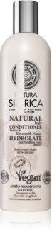 Natura Siberica Limonnik Nanai Energetisierender Conditioner für feine, schüttere und spröde Haare