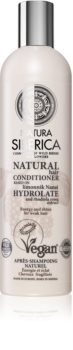 Natura Siberica Limonnik Nanai energizující kondicionér pro jemné, řídnoucí a křehké vlasy