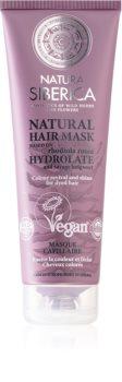 Natura Siberica Rhodiola Rosea revitalizační maska na vlasy pro barvené vlasy