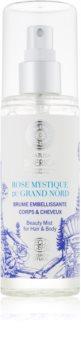 Natura Siberica Mon Amour spray perfezionatore per corpo e capelli