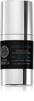Natura Siberica Royal Caviar Opstrammende øjencreme Med kaviar
