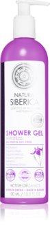 Natura Siberica Wild Herbs and Flowers antistresový sprchový gel se zpevňujícím účinkem