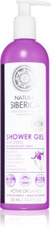 Natura Siberica Wild Herbs and Flowers Stress Relief Shower Gel with Firming Effect