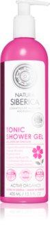 Natura Siberica Active Organics tonizující sprchový gel