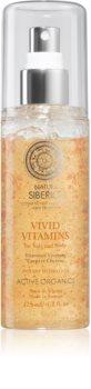 Natura Siberica Wild Herbs and Flowers vitaminas ativas para corpo e cabelo