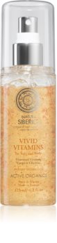Natura Siberica Wild Herbs and Flowers vitamines vivantes corps et cheveux