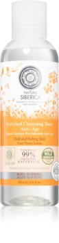 Natura Siberica Wild Herbs and Flowers lozione tonica detergente nutriente anti-age