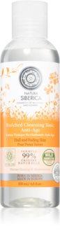 Natura Siberica Wild Herbs and Flowers Ravitseva Puhdistava Kasvovesi Ikääntymistä Estävän Vaikutuksen Kanssa