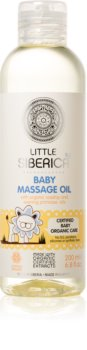 Natura Siberica Little Siberica ulje za masažu za djecu