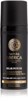 Natura Siberica For Men Only crema antirughe (intense)