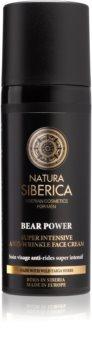 Natura Siberica For Men Only крем против бръчки (intense)