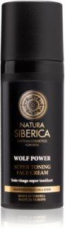 Natura Siberica For Men Only tönende Milch für das Gesicht