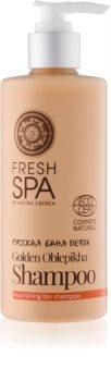 Natura Siberica Fresh Spa Golden Oblepikha Shampoo mit ernährender Wirkung