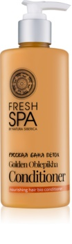 Natura Siberica Fresh Spa Golden Oblepikha Conditioner for Dry and Damaged Hair