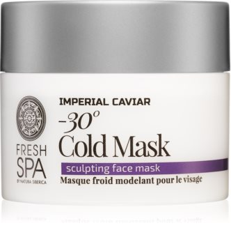 Natura Siberica Fresh Spa Imperial Caviar Sculpting Face Mask with Anti-Aging Effect