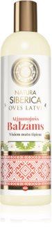 Natura Siberica Loves Latvia възобновяващ балсам За коса