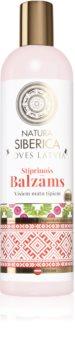 Natura Siberica Loves Latvia erősítő balzsam hajra