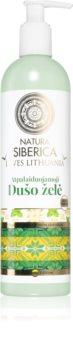 Natura Siberica Loves Lithuania relaxáló tusfürdő gél