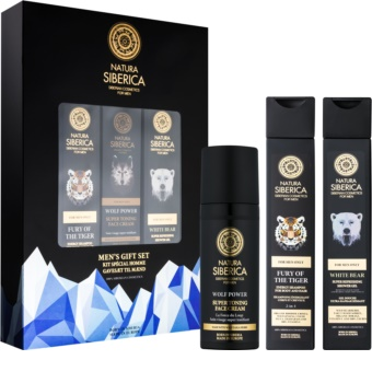 Natura Siberica For Men Only kozmetika szett I.