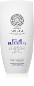 Natura Siberica Copenhagen Polar Blueberry Nourishing Body Lotion