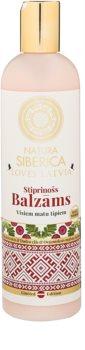 Natura Siberica Loves Latvia balzam za učvršćivanje za kosu