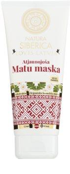 Natura Siberica Loves Latvia obnavljajuća maska za kosu