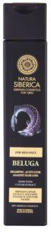 Natura Siberica For Men Only shampoo anti-diradamento e anti-caduta per uomo