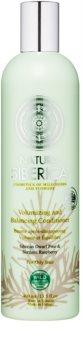 Natura Siberica Natural & Organic condicionador de volume para cabelo oleoso