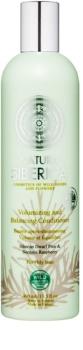 Natura Siberica Natural & Organic regenerator za volumen za masnu kosu