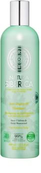 Natura Siberica Natural & Organic Shampoo gegen Schuppen für empfindliche Kopfhaut
