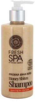 Natura Siberica Fresh Spa Bania Detox erneuerndes Shampoo