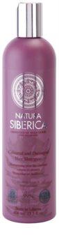Natura Siberica Wild Herbs and Flowers šampon za barvane in poškodovane lase